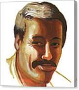 Mohammed Lakhdar Hamina Canvas Print