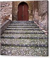 Monaita Door Canvas Print