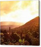 Monastic Site, Glendalough, Co Wicklow Canvas Print