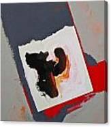 Monkey Strong Arm Tactics Canvas Print