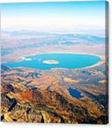 Mono Lake - Planet Earth Canvas Print