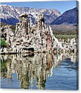 Mono Lake Yosemite Canvas Print