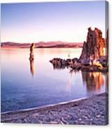 Mono Lake Sunrise Canvas Print