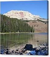 Montana100 0883 Canvas Print