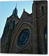 Montreal Church Canvas Print