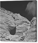 Monument Rocks 3 Canvas Print
