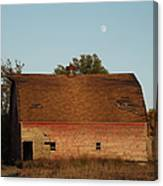 Moon Barn IIi Canvas Print