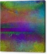 Morning Mist II Canvas Print