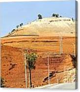 Morocco Landscape I Canvas Print