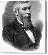 Morrison R. Waite (1816-1888) Canvas Print