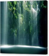Mossbrae Falls In Sunlight Canvas Print