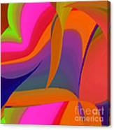 Motility Canvas Print