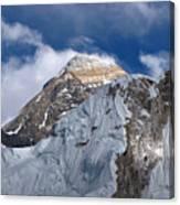 Mount Everest-kala Patar-everest Base Camp Trek-ne Canvas Print