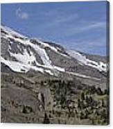 Mount Hood Pano Canvas Print