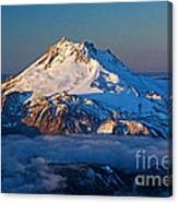 Mount Jefferson Canvas Print