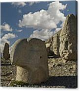 Mount Nemrut Canvas Print
