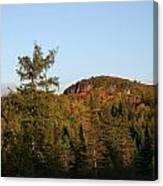 Mount Rockwood Canvas Print