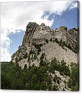 Mount Rushmore National Monument -3 Canvas Print