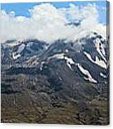 Mount St Helens Canvas Print