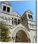 Mount Tabor Canvas Print