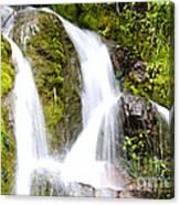 Mountain Spring 3 Canvas Print