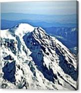 Mountaintop Of Our Desires Canvas Print