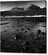 Mourne Mountains Newcastle County Down Northern Ireland Canvas Print