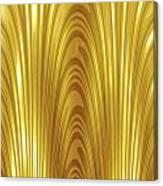 Moveonart Goldlight Canvas Print