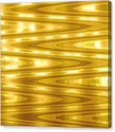 Moveonart Goldlightdream Canvas Print