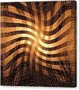Moveonart Lightcomingthrough Canvas Print