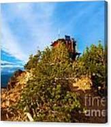 Mt Scott Fire Tower Canvas Print