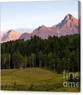 Mt. Sneffles Canvas Print