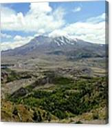 Mt St Helens 3 Canvas Print