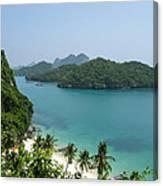 Mu Ko Ang Thong Marine National Park Canvas Print