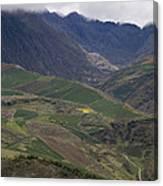 Mucuchies, Merida, Venezuela, Andes Canvas Print