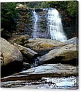 Muddy Creek Falls 2 Canvas Print