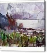 Muhu Island II Canvas Print