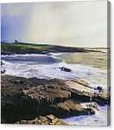 Mullaghmore, Co Sligo, Ireland Canvas Print
