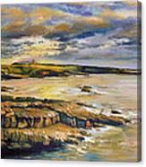 Mullaghmore County Sligo Canvas Print