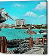 Mullet Bay Canvas Print