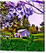 Multicolor Spring Canvas Print