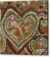 Multitude Of Love Canvas Print