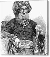 Mummadi Krishnaraja Wadiyar Canvas Print