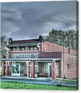 Museum Store Canvas Print