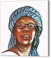 Musimbi Kanyoro Canvas Print