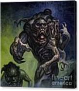 Mutants  Canvas Print