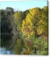 My Autumn Splendor Canvas Print