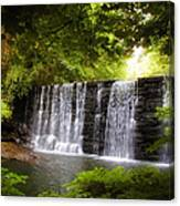 My Beautiful Waterfall Canvas Print