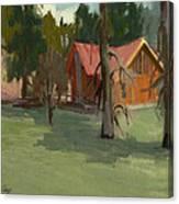 My Farm Canvas Print