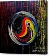 My Marble Canvas Print